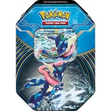 CARTAS POKEMON CAJA METAL